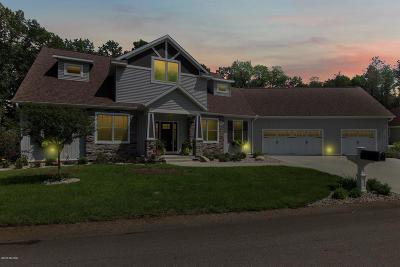 Kalamazoo County Single Family Home For Sale: 2750 Oldrew Circle