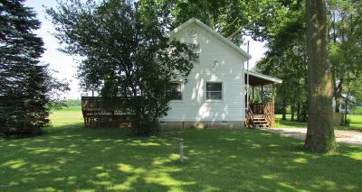 Hartford Single Family Home Active Backup: 61035 66th Street