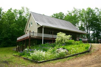 Dowling Single Family Home For Sale: 1646 W Dowling Road