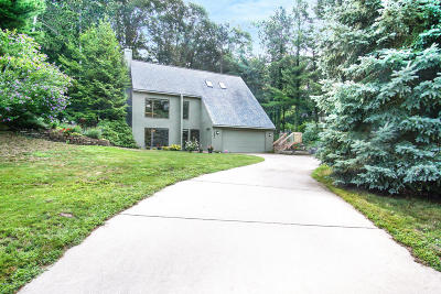 Grand Haven Single Family Home For Sale: 12951 Sikkema Drive