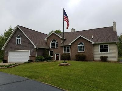 Eaton County Single Family Home For Sale: 1656 W Five Pt. Highway