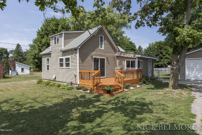Fremont Single Family Home For Sale: 1105 W Lake Dr Drive