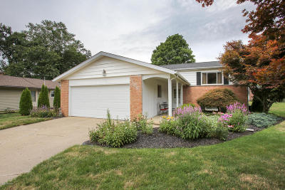 Marshall Single Family Home For Sale: 505 Forest Court