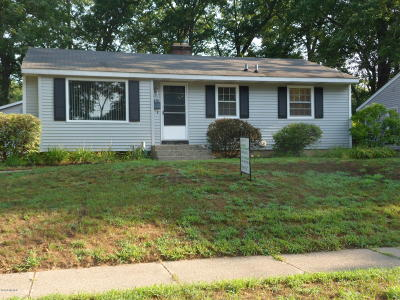 Single Family Home For Sale: 1501 Southlawn Drive SW