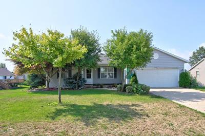 Allendale Single Family Home For Sale: 5406 Jordan Street