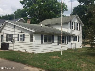 Mecosta County Single Family Home For Sale: 402 W Waterloo Street