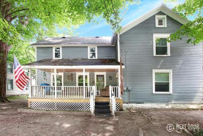 Allegan Single Family Home For Sale: 466 N Main Street