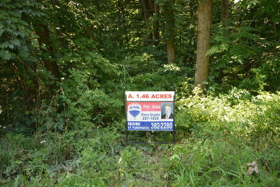 Allegan County Residential Lots & Land For Sale: 1180 N 11th Street