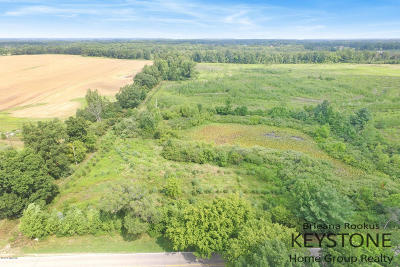 Montcalm County Residential Lots & Land For Sale: 744 W Fenwick Road