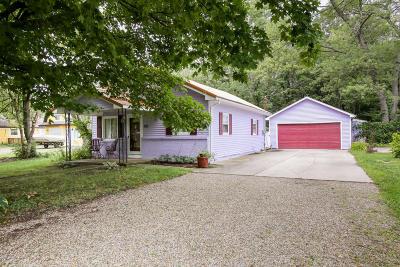 Kalamazoo Single Family Home For Sale: 2829 Virginia