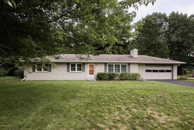 Galesburg Single Family Home For Sale: 2341 Coach Street