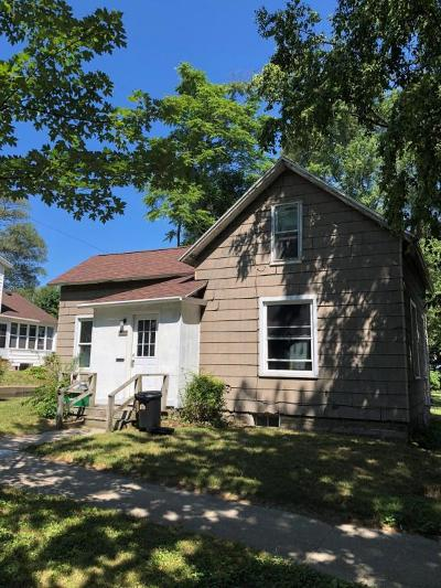 Ludington Single Family Home For Sale: 607 E Melendy Street