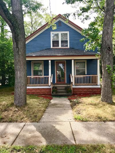 Muskegon Heights Single Family Home For Sale: 2611 Wood Street