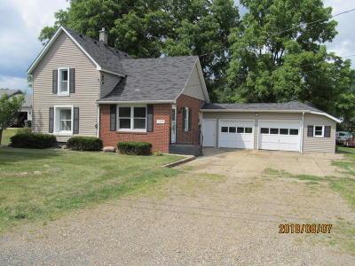 Vicksburg Single Family Home For Sale: 5379 E W Avenue