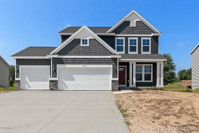 Allendale Single Family Home For Sale: 10741 Winnie Lane