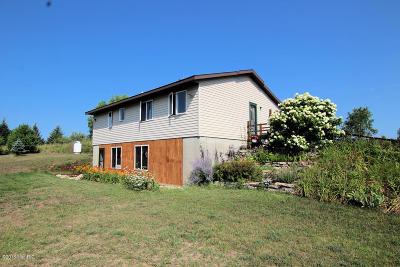 White Cloud Single Family Home For Sale: 1321 E Clinton