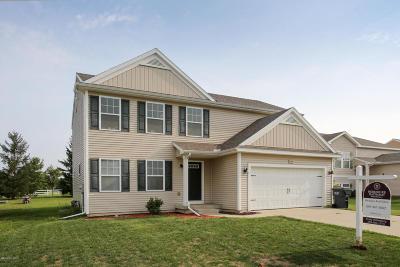 Vicksburg Single Family Home For Sale: 1116 Odell Farm Lane