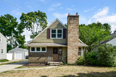 Single Family Home For Sale: 1211 Griswold Street SE