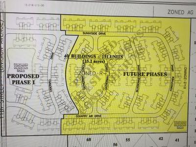 Allegan County Residential Lots & Land For Sale: 142nd Parcels C&s Avenue #Parcel C