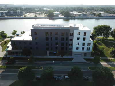 Grand Rapids Condo/Townhouse For Sale: 1001 Monroe Avenue NW #404