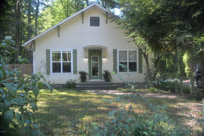 New Buffalo Single Family Home For Sale: 620 S Jameson Street
