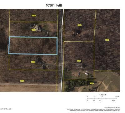 Kent County Residential Lots & Land For Sale: 10301 Tefft Avenue NE