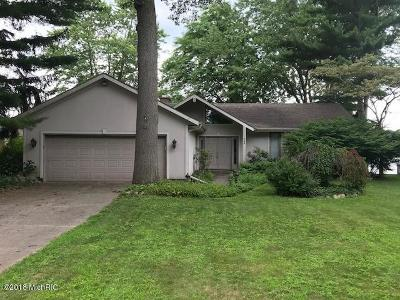 Kalamazoo Single Family Home For Sale: 588 Aquaview
