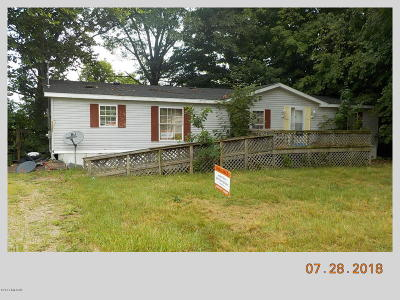 St. Joseph County Single Family Home For Sale: 23452 River Run Road