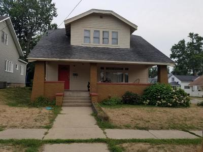 Wyoming Single Family Home For Sale: 1160 Albers Street SW