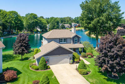 Holland, West Olive Single Family Home For Sale: 497 Pine Lake Court