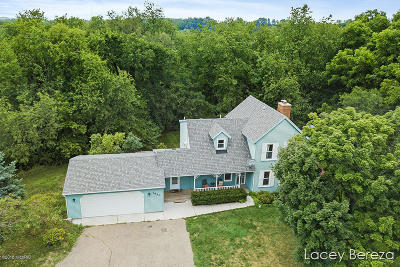 Barry County Single Family Home For Sale: 7420 W Garbow Road