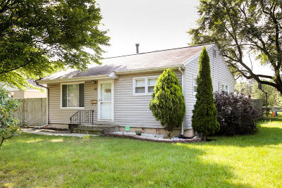 Springfield Single Family Home For Sale: 1135 Frisbie Boulevard