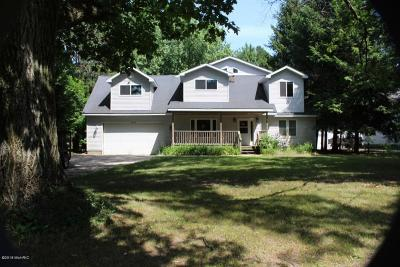 Whitehall Single Family Home For Sale: 5238 N Scenic Drive