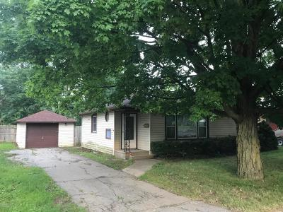 Ingham County Single Family Home For Sale: 4921 S Pennsylvania Avenue