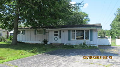 Watervliet Single Family Home For Sale: 923 N Main Street