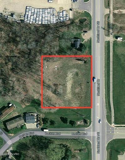 Kent County Residential Lots & Land For Sale: 13359 Northland Drive NE