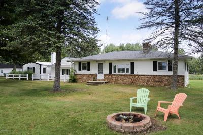 Marshall Single Family Home For Sale: 381 Cedar Lake Lake