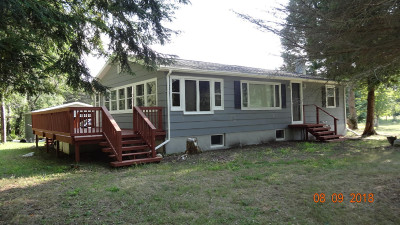 Mecosta Single Family Home For Sale: 11513 11 Mile Road