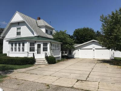 Berrien Springs Single Family Home For Sale: 642 N Main Street