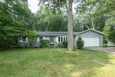 New Buffalo Single Family Home For Sale: 14422 Evergreen Drive