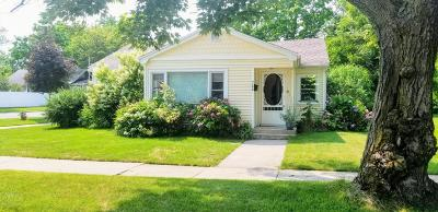 South Haven Single Family Home For Sale: 768 Center Street