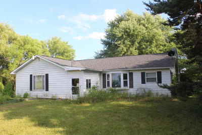 Mount Pleasant Single Family Home For Sale: 5270 E Deerfield Road