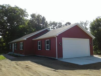 Calhoun County Single Family Home For Sale: 18760 M-60