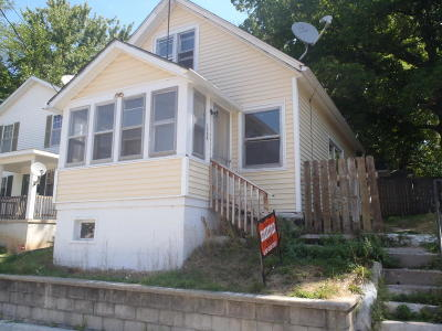 Single Family Home For Sale: 1308 Lafayette Avenue NE