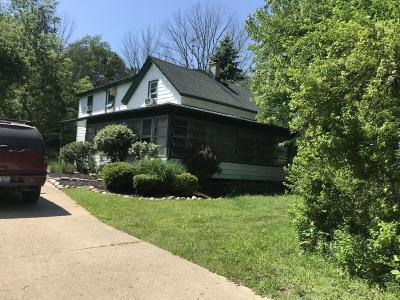 Allegan County Single Family Home For Sale: 1734 65th Street