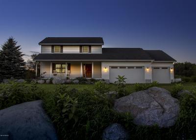 Big Rapids Single Family Home For Sale: 918 West Avenue
