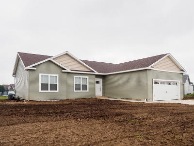 Vicksburg Single Family Home For Sale: 1149 Trillium Boulevard