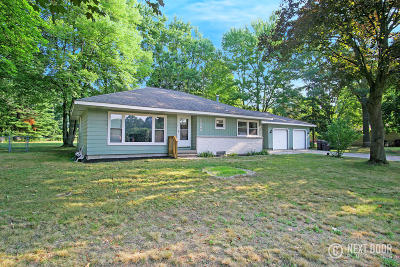 Muskegon Single Family Home For Sale: 1360 Logan Road