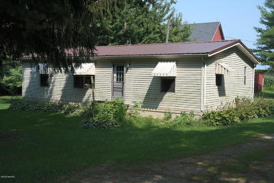 Berrien County, Cass County, Van Buren County Single Family Home For Sale: 30326 Pokagon Highway