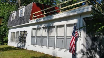 Newaygo Single Family Home For Sale: 7615 Croton Hardy Drive